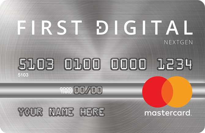 Firstdigital card